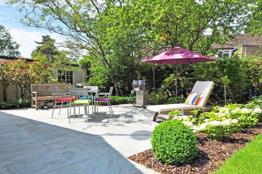 moderne tuin ontwerpen