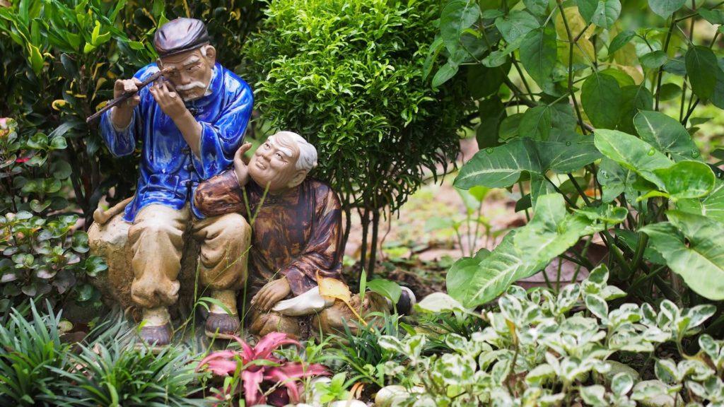Tuinieren geschikt voor ouderen
